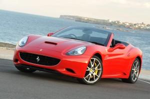 San Diego Prestige Ferrari California